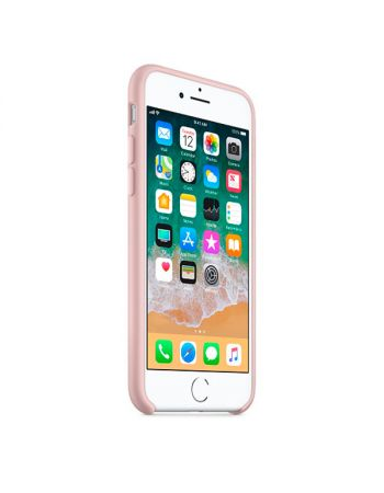 Чехол для iPhone Apple iPhone 8 / 7 Silicone Case Pink Sand